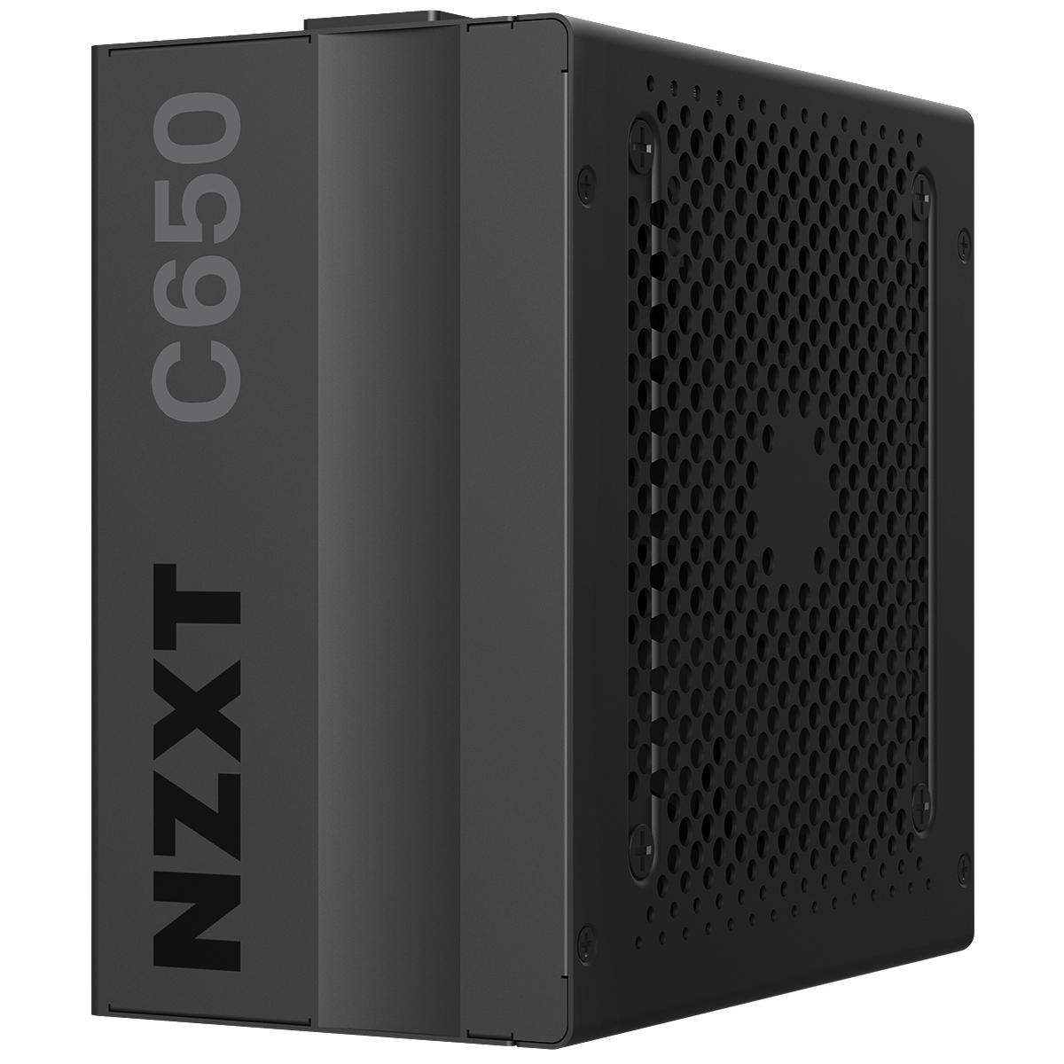 NZXT C650 80Plus Gold Full Modular